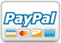 Paypal and all Major Credit Cards Accepted