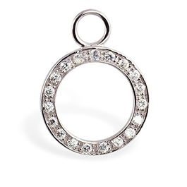 TummyToys® Paved Circle of Life Swinger Charm