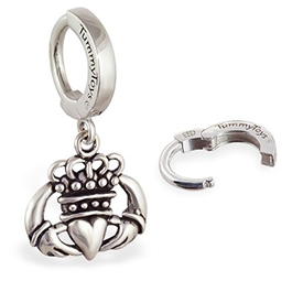 TummyToys® Irish Claddagh Belly Huggy
