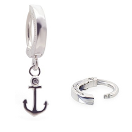 TummyToys® 925 Silver Anchor Huggy